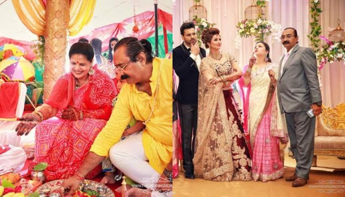Divyanka Tripathi Dahiya Thanks Her Parents For Redefining Love, Wishes Them On Their Anniversary