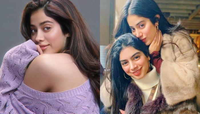 Janhvi Kapoor Shares How She Enjoys Annoying Her Little Sister, Khushi Kapoor Amidst Lockdown