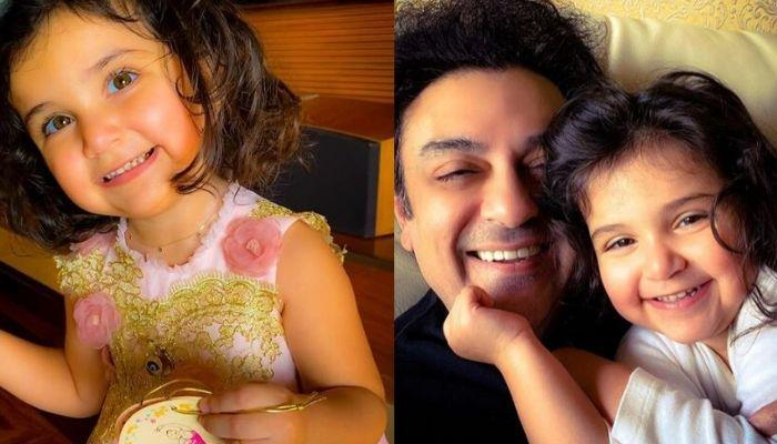 Adnan Sami Wishes His 'Jaan', Medina On Her 3rd Birthday, Says Trying Times Won't Lessen My Joy