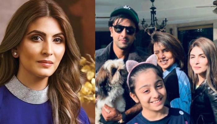 Riddhima Kapoor Sahni Shares A Picture With Neetu Kapoor And Ranbir Kapoor With An Emotional Caption
