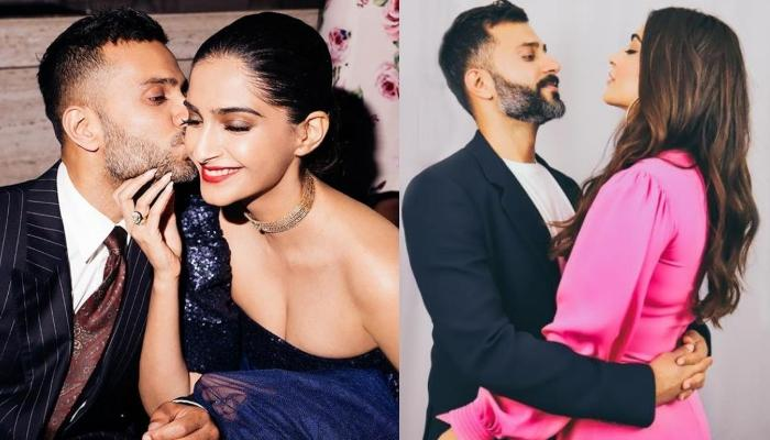 Sonam Kapoor Ahuja Shares Her 'First Picture Together' With Anand Ahuja On Their Second Anniversary