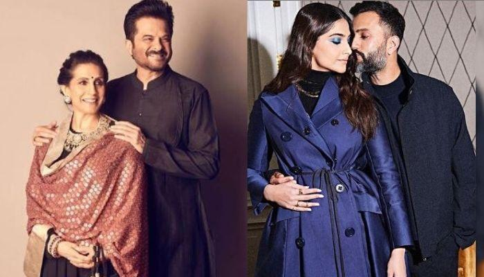 Anil Kapoor Plays Carrom With Wife, Sunita, Son-In-Law, Anand Ahuja Makes A Sarcastic Remark