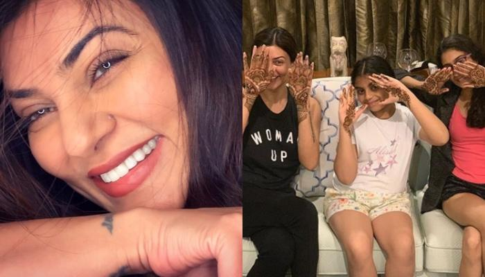 Sushmita Sen Faces Her Daughters, Renee And Alisah In An Interview, Redefines 'Fear' For Them
