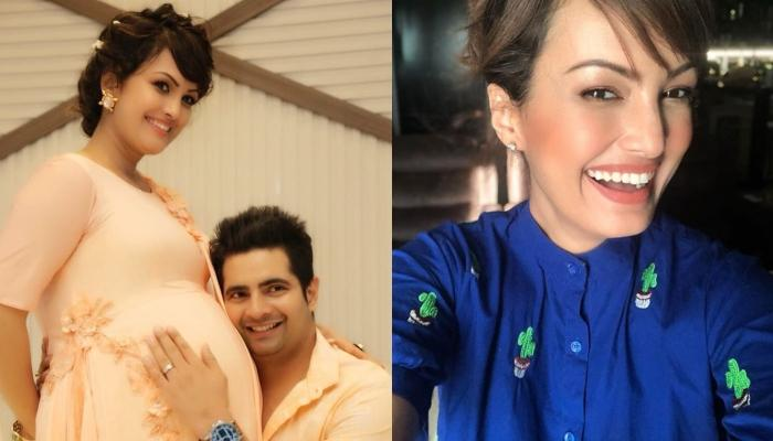 Nisha Rawal Slams Trolls Who Belly-Shamed Her By Asking If She's Pregnant, Proudly Flaunts Her Belly