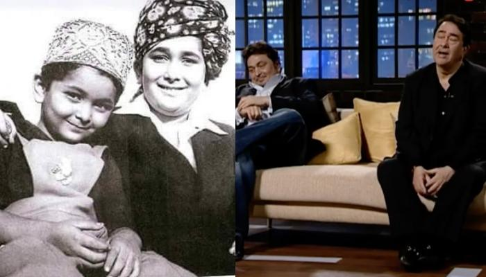 Do You Know Why Rishi Kapoor Was Called 'Chintu'? Randhir Kapoor Reveals Story Behind The Nickname