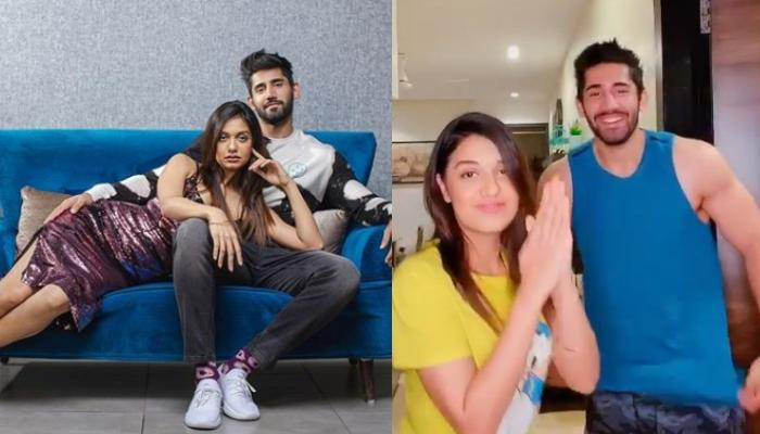 Varun Sood And His GF, Divya Agarwal's Hilarious 'My Head Challenge' Gives Major Relationship Goals