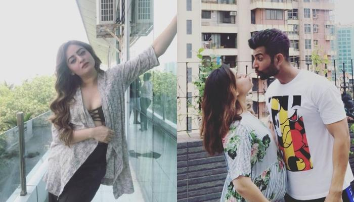Mahhi Vij Tells Husband, Jay Bhanusahli To Get Out Of The House In A Fun Banter