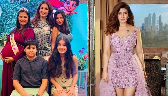 Raveena Tandon Talks About Her Equation With Her Adopted Daughters And Her Important Advice For Them