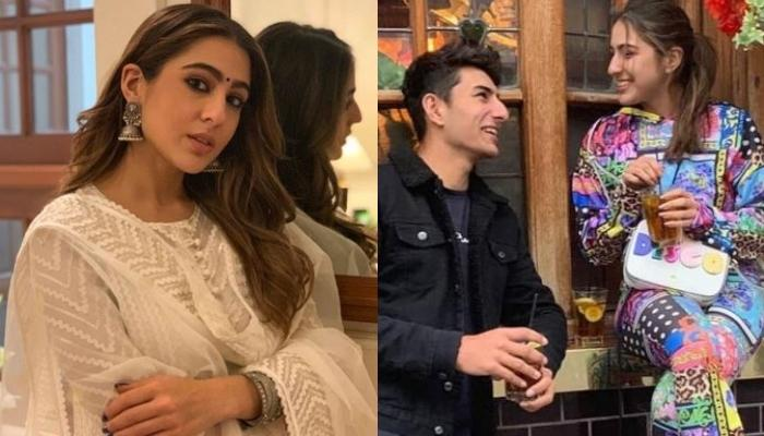 Sara Ali Khan Opens-Up About Brother, Ibrahim Ali Khan Becoming An Actor And Their Viral Funny Video