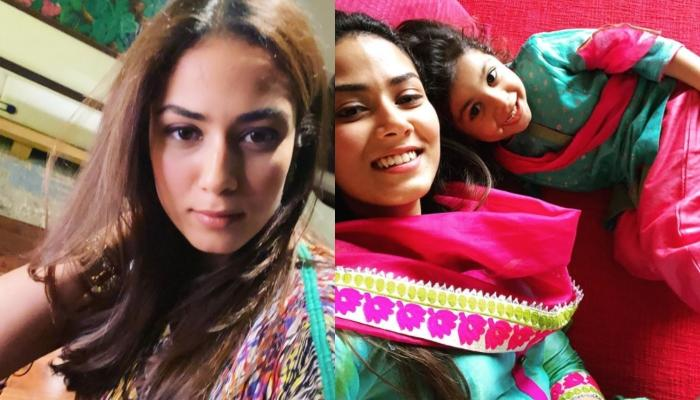 Mira Rajput Kapoor Is All-Praises As Her 'Little Love', Misha Kapoor Knits A Heart, We're Impressed!