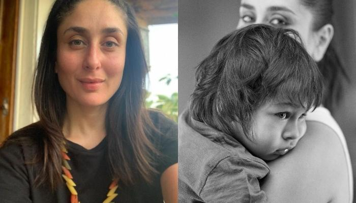 Kareena Kapoor Khan Shares A Glimpse Of Her Mother's Day With Her Little Boy, Taimur