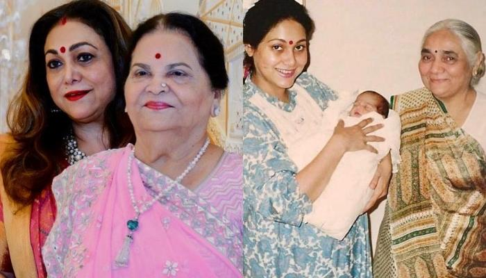 Tina Ambani Shares Unseen Picture With Her Mom And Mother-In-Law, Kokilaben Dhirubhai Ambani