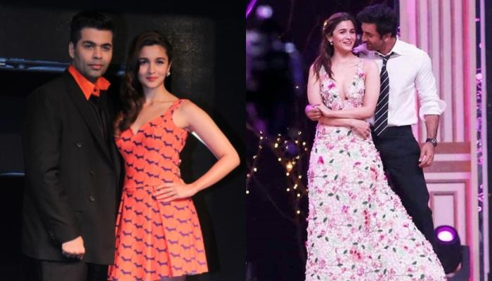 Karan Johar Was Not Happy With Alia Bhatt's Decision Of Marrying Ranbir Kapoor