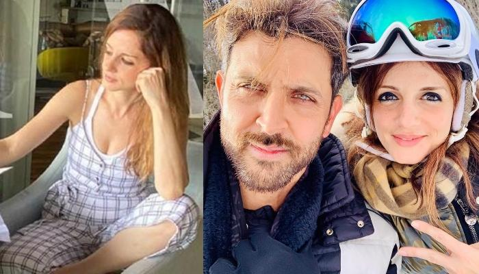 Sussanne Khan Talks About Co-Parenting With Ex-Husband, Hrithik Roshan Amidst The Pandemic