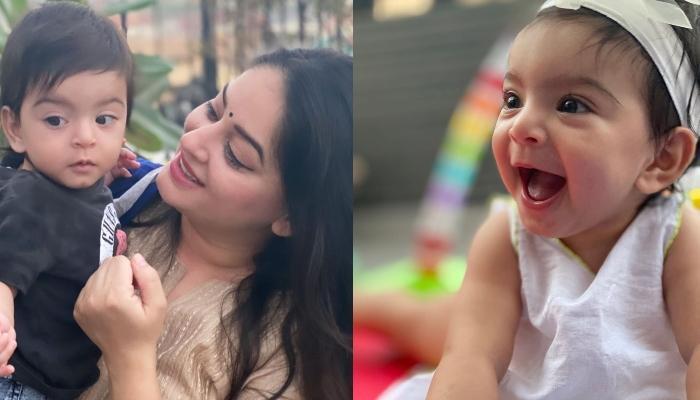 Mahhi Vij's Daughter, Tara Jay Bhanushali Tastes Her First Ice-Cream, Looks Adorable