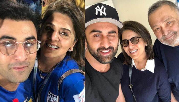 When Neetu Kapoor Advised Ranbir Kapoor To Move Out Of His Father, Rishi Kapoor's House, Here's Why!