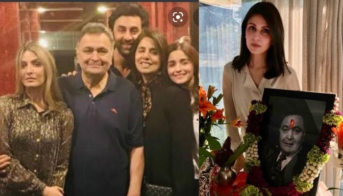 Ranbir Kapoor, Riddhima Kapoor, Alia Bhatt Come Together For Rishi Kapoor's Prayer Meet, Pics Inside