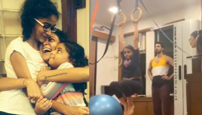 Sushmita Sen's BF Rohman Shawl Turning Fitness Trainer For Daughters Renee And Alisah Is Major Goals