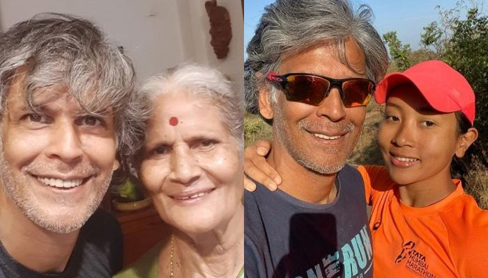 Milind Soman's Mother's Day Celebration With His Aai And Wife, Ankita Is All About 'Homemade' Love
