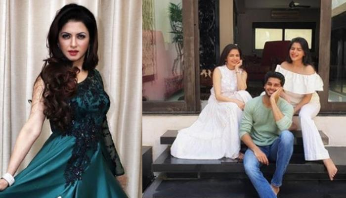Bhagyashree Opened Up On Whether She Regrets The Decision Of Quitting Movies For Her Kids