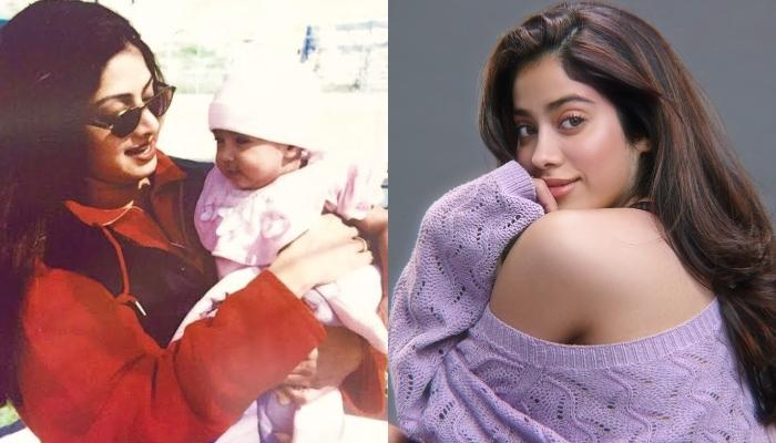 Sridevi Had Named Her Daughter, Janhvi Kapoor After This Character From Her Hit Film