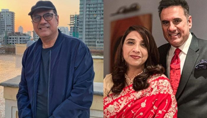 Boman Irani Had Proposed His Wife, Zenobia Irani On Their First Date And This Is How She Had Reacted