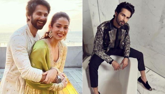 Shahid Kapoor Reveals His House Duty Assigned By Wife, Mira Rajput Kapoor During The Lockdown