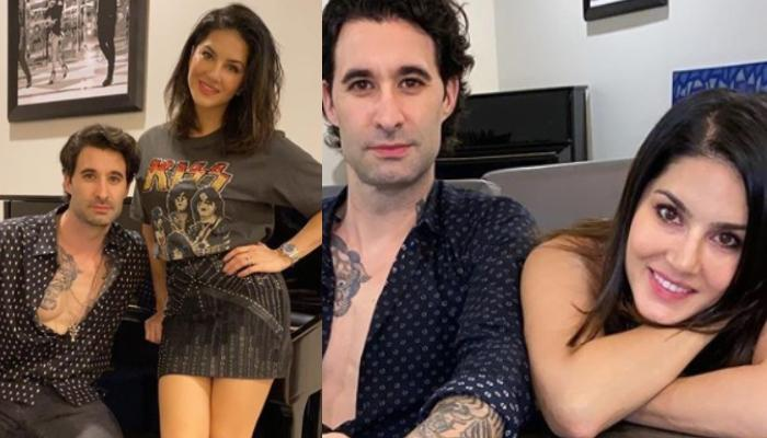 Sunny Leone's Hubby, Daniel Weber Showers His 'Baby Love' With Love And Flowers On Her 39th Birthday