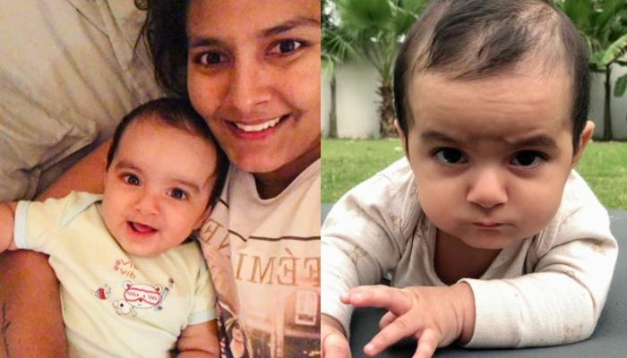Geeta Phogat's Son Arjun's 'Dangal' Ready Pictures Prove He Will Follow The Footsteps Of His Parents
