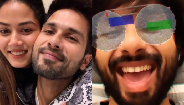 Mira Rajput Gives An Unmissable Reaction To Shahid Kapoor's Funny Video On 4th Phase Of Quarantine