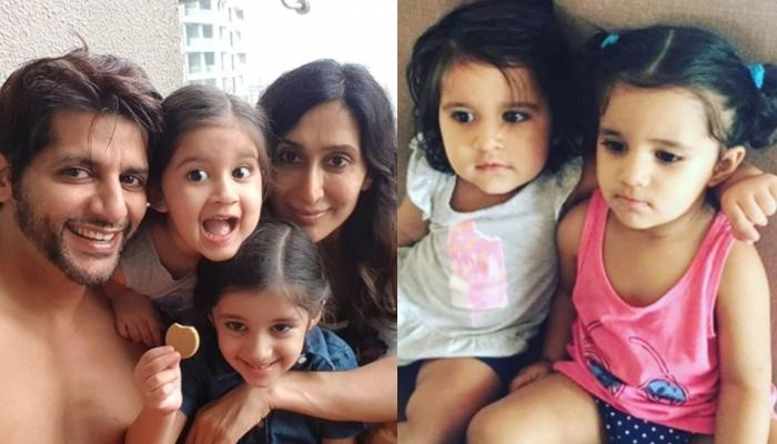 Karanvir Bohra Posts Just-Born Throwback Pictures Of Twins Bella And Vienna With Their Dadi And Nani
