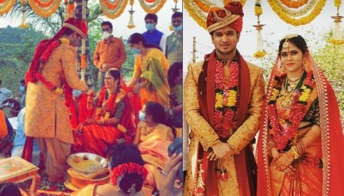 Telegu Actor, Nikhil Siddharth Had A Lockdown Wedding With Pallavi Varma In A Private Ceremony