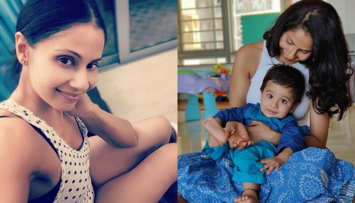 Chhavi Mittal Pens An Emotional Wish For Her Son, Arham Hussein's 1st Birthday, Shares Cute Pictures