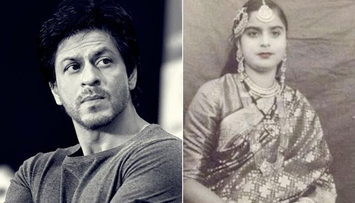 When A Crying Shah Rukh Khan Said Mean Things To His Mother, Lateef Fatima Khan On Her Death Bed