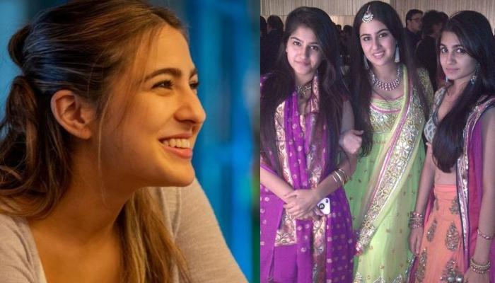 Sara Ali Khan Shares Photos To Cherish & Remind BFFs, Ishika And Vedika Of Their 8,395 Days Old Bond