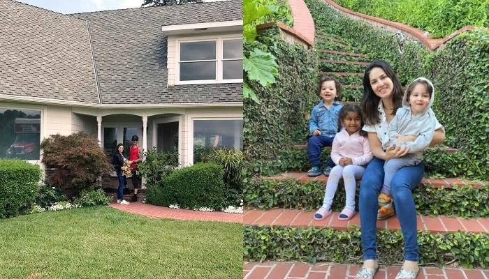 Sunny Leone And Daniel Weber's 19 Crore Worth Mansion In Los Angeles Is What 'Dream Come True' Means