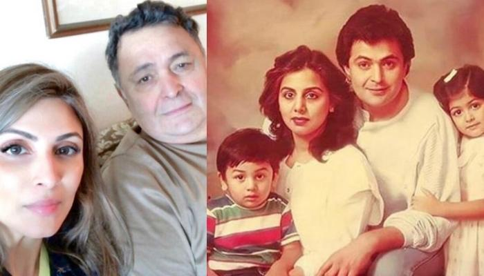 Riddhima Kapoor Sahni Misses Her Father Immensely As She Shares A ...