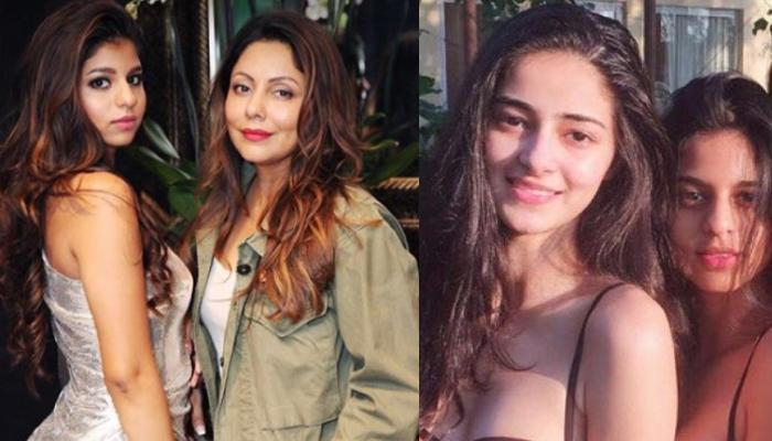 Suhana Khan Turns Muse For Gauri Khan, BFF Ananya Panday's Banter With Her Is Every Girlfriend Ever