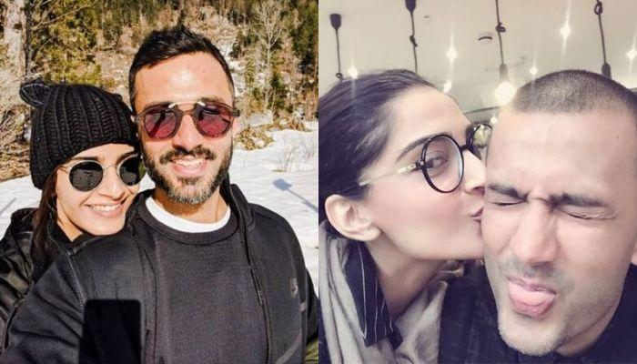 Sonam Kapoor Pens An Appreciation Post For The Best Husband, Anand Ahuja, Says She Is Grateful