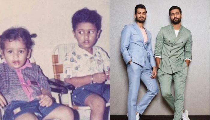 Vicky Kaushal's Brother, Sunny Kaushal Wishes Him Birthday In Old School Style, Says Kuch Nahi Badla