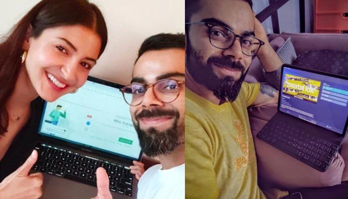 Virat Kohli Is Proud Of Anushka Sharma For Her Web-Series, 'Paatal Lok', Pens An All-Praises Message