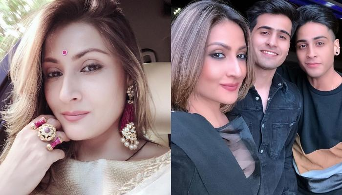 Urvashi Dholakia Reveals She Had Faced Massive Depression When Her Kids Went To The Boarding School