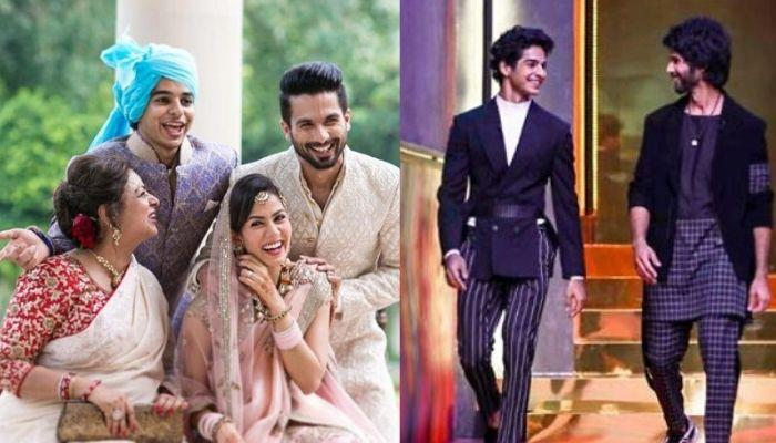 Neelima Azim Recalls Shahid's Demand For A Brother, And Dancing Mad On The Birth Of Ishaan Khatter