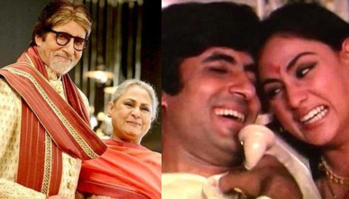Amitabh Bachchan Recalls The Time When He Wrote Notes To Jaya Bachchan For Water After His Surgery