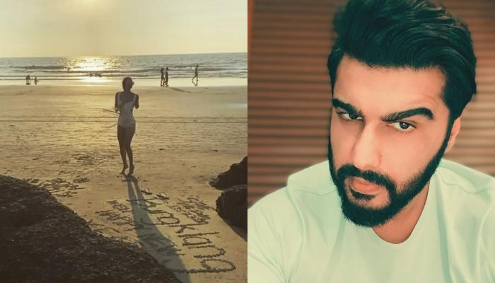 Malaika Arora Looks Like Dream In A Throwback Beach Video, Beau, Arjun Kapoor Is All Hearts