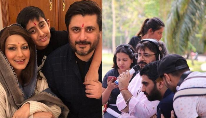 Sonali Bendre's Husband, Goldie Behl Reveals How Son, Ranveer Had Helped Him With His Show, 'RejctX'