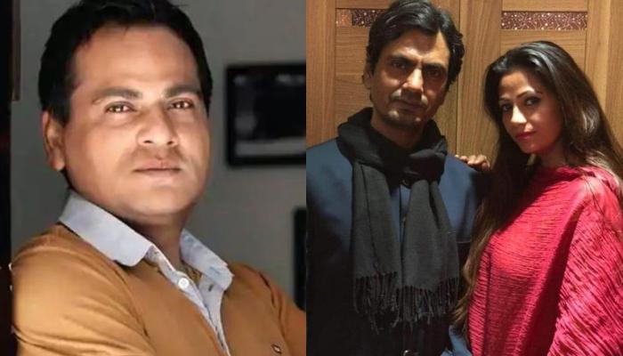 Nawazuddin Siddiqui's Brother Shamas Siddiqui Reacts On Aaliya Calling Him The Reason Behind Divorce