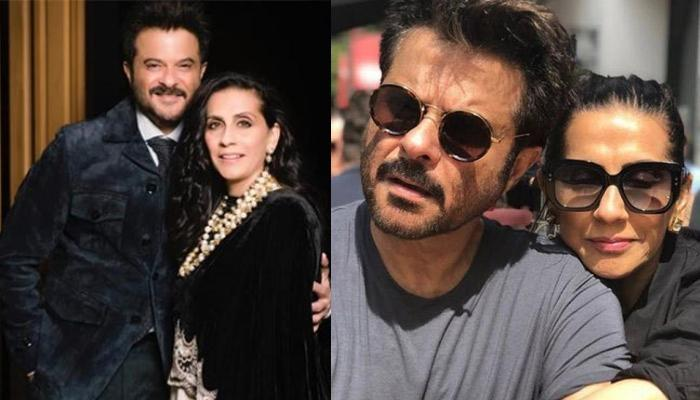 Anil Kapoor And Sunita Kapoor Celebrate Their 36th Anniversary, Actor Narrates His Proposal Story