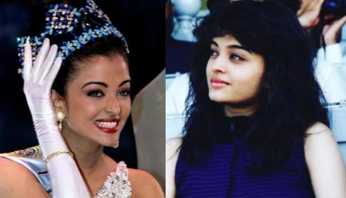 When Aishwarya Rai And Her Mom Ate Their Meal, Sitting On Ground After Being Crowned As 'Miss World'