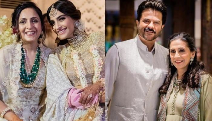 Sonam Kapoor Ahuja's Mother-In-Law, Priya Ahuja Wishes Parents Anil And Sunita Kapoor On Anniversary